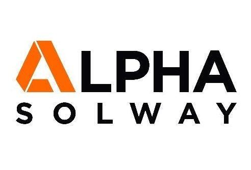 Alpha Solway Logo