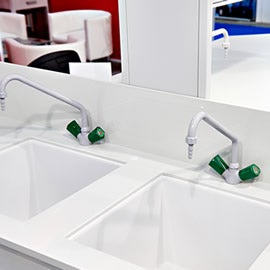 Plumbing Fixtures & Fittings