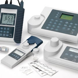 Water Testing Single Parameter Meters