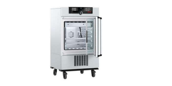 Climate Chamber Stability ICH110Leco with Light Twindisplay 110L 10°C - 60°C with Humidity-ICH110Leco-Camlab
