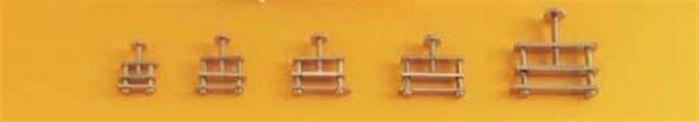 Hoffman tubing clips-55325-Camlab