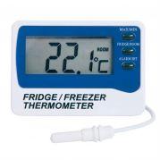 Digital Fridge/Freezer Thermometer Range: -50 to +70ºC