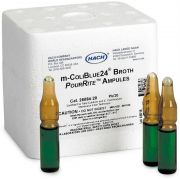 M-Coli Blue 24 Broth Ampoules Pack of 20