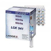 Nitrite Cuvette Test 0.015-0.6mg/l Pack of 25-LCK341-Camlab