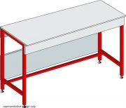 Buchtall laboratory bench 1200x600mm-8027-Camlab