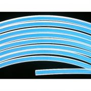 """890 FEP Tubing 1/8""""  (1/16inner x 1/8outer x 1/32wall)  Pack of 25ft-8050-0125-Camlab"""