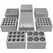 Stuart Aluminium Block 4 x 30mm Tubes-Camlab