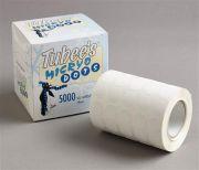 Camlab Plastics Tubee's Micryo White Dots 19mm diameter reel of 5000 from Camlab