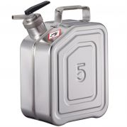 Range S - Jerrycan with dispenser spout 5 litres-S05JV-Camlab