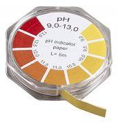 Camlab pH 9.0-13.0 Universal Indicator Paper 7mm x 5m