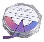 Camlab Litmus Blue Test Paper Reel 7mm x 5m