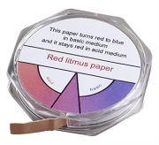 Camlab Litmus Red Test Paper Reel 7mm x 5m