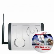 ebro SI1100 set includes IF 100 Reader and Winlog.pro software-camlab