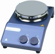 Camlab Choice MS-H-S Analogue Stainless Steel Round Hotplate Stirrer (20L Capacity)  from Camlab