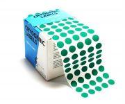 Camlab Plastics Tubee's Micryo Green Dots 9.5mm diameter reel of 5000 from Camlab