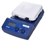 Camlab Choice MS7-H550-Pro Ceramic 7' Square Hotplate Stirrer with LCD Display (20L Capacity) from Camlab