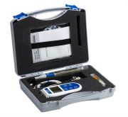 Jenway Model 570 pH meter with ATC temperature probe and pH electrode -camlab