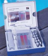3-Chamber Pooltester 4 in 1 LR Chlorine, pH, Alkalinity and Cyanuric Acid-151700-Camlab