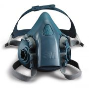 3M™ 7502 Silicone Half Mask - Medium