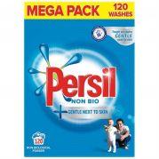 Persil Non-Bio 120 Wash Powder-101229-Camlab