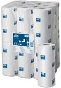 150225 Tork Couch Roll Advanced - White - 18 x 165 Sheets