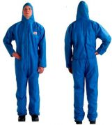 4515 Coverall Blue Type 5/6 Size L Pack of 20