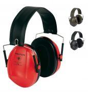 PELTOR Bulls Eye I Ear Muff Folding Red Pack of 20-BULL1RD-Camlab
