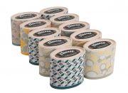 8826 KLEENEX  Facial Tissue - Oval - 10 x 64 Sheets