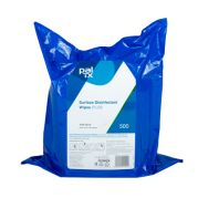 Q64230T Pal TX Surface Disinfectant Wipes PLUS - 3 x 500 Sheet Refill