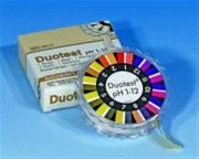 Duotest Two-Zone pH Indicator Papers