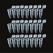 SnapStrip® - Strip PCR Tubes Dome, Clear 0.2ml