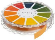 pH Indicator and Test Paper Reels