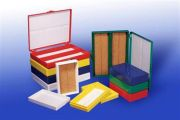 Camlab Choice Microscope slide storage box from Camlab