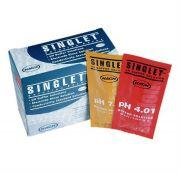 Singlet pH Buffer Solution Sachets-Hach Camlab