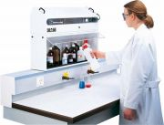 Erlab-Captair Shelf 812 - Ductless filtration chemical storage unit-Camlab