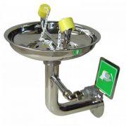 Eye wash stations - wall mounted