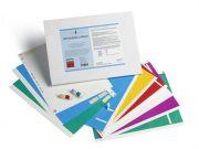 Camlab Plastics Micryo Plus® Strips on Sheets from Camlab