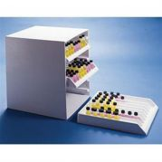 Lab Fridge Open Front Vials Storage Cabinet