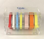 Benchtop Label Tape Dispensers For Multiple Tapes