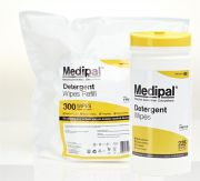 MediPAL Detergent Wipes--Camlab
