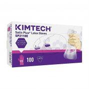 Kimberly Clark Satin Plus Latex Glove SP2550E--Camlab