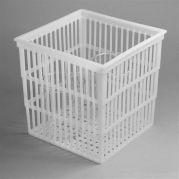 "Basket PP Test Tube 9"" x 9"" x 9""-18739-0000-Camlab"