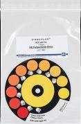 VISOCOLOR HE Colour comparison disk Chlorine suitable for cat. no. 920015-920315-Camlab