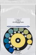 VISOCOLOR HE Colour comparison disk Copper suitable for cat. no. 920050-920350-Camlab