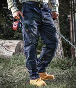 WD007 Black Super Work Trousers--Camlab