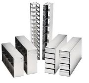 Stainless steel racks for CryoCube F740 upright freezers,-EP01061-Camlab