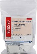 Machery Nagel VISOCOLOR Powder Pillows total Chlorine - Photometric Determination from Camlab