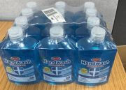 500ml Antibacterial Handwash Pack of 12 x 500ml-12xhandwash-Camlab
