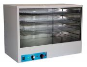 Insulated drying/warming cabinet 200L +50°C-IWC200-Camlab