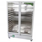 E3 Energy Efficient Insulated warming cabinet 885L Fan Circulated 30 - 80°C-E3DWC885/F/TDIG-Camlab